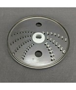 KitchenAid KFP1330 KFP1344 Food Processor Part Medium Fine Shredding Disc - $7.80