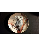 1990 The Koala Nature's Loveables Vintage Collectors Edition Plate - $45.00