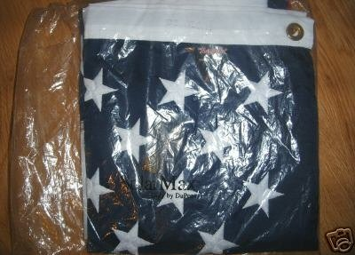 UNITED STATES OF AMERICA FLAG USA NEW 3' X 5' USA NIP