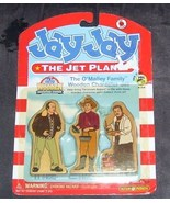 Jay Jay the Jet Plane THE O'MALLEY FAMILY WOODEN Characters - $9.99