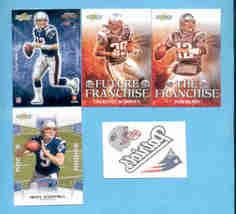 2008 Score New England Patriots Master Football Set  - $9.99