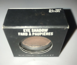 MAC EYESHADOW -ALL THAT GLITTERS VELUXE PEARL New In Box Authentic 1.3g ... - $44.16