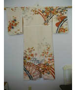 Antique Kimono Japanese Silk  - $385.00