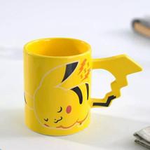 Pokemon Cup Pokemon Mug Video Game Cup Nintendo Mug Plush Soft Plush Video Game  - $61.20