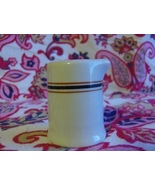Creamer Orange Black Lines Vintage Restaurant W... - $6.99
