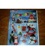 Westrim Craft Holiday Fun Foam Book 30 Christmas & Halloween - $5.50