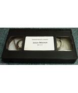 JASON MITCHELL 2005 Warner Music VHS Video Promo BENT - $14.77