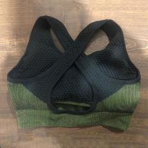 Women's New Crop Tops Leggings Seamless Sportswear High Waist Yoga Suit image 13