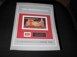 THE PROFESIONALS   CROSS STITCH  LEAFLET/BOOK - $9.85