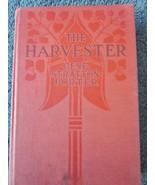 "Vintage Book ""The Harvester"" by Gene Stratton Porter 1911 - $110.00"