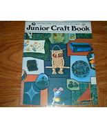 Junior Craft Book Saturday Evening Post - $5.50