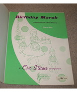 Birthday March Sheet Music - 1965 - Piano Solo - $7.99
