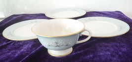 Franciscan Montecito Cup and 3 Bread and Butter Plates Mid-Century Modern - $19.80