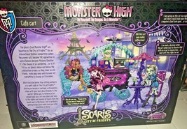 Monster High Scaris City of Frights Cafe Cart Playset - $35.00