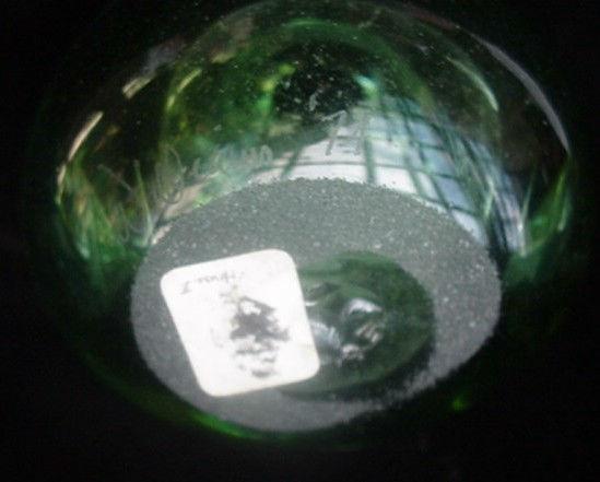 c.1974 Alderhouse II Williams Art Glass Float Vase Lincoln City Or Oregon Coast