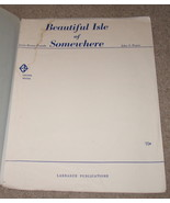 Beautiful Isle of Somewhere Sheet Music - 1964 - $7.50