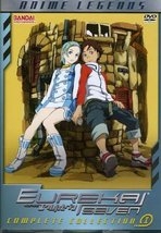 Eureka Seven: Collection 1 - Volumes 1 to 6 (Anime Legends) (2009) DVD Box Set