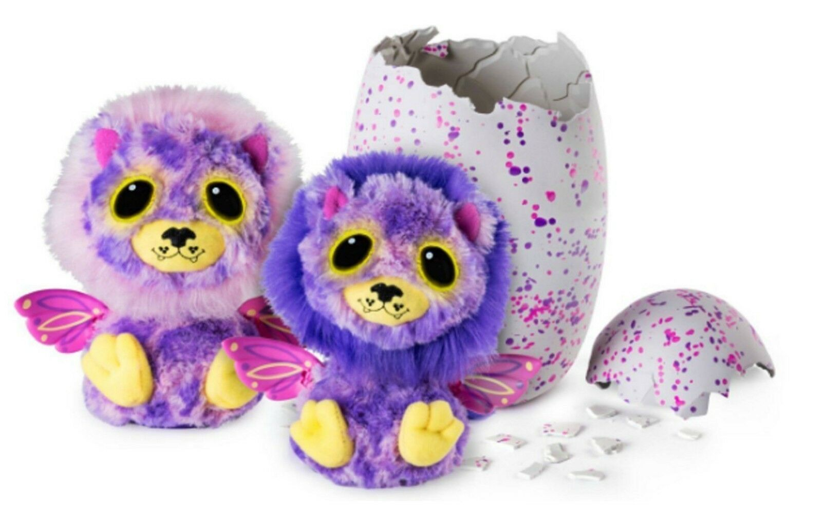 Hatchimals Surprise Twins Ligull Hatching Egg Exclusive 2017 Edition Brand New