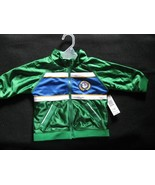 Jacket And Pants Sports Outfit-Boys- Green 18 Mos. - $16.00