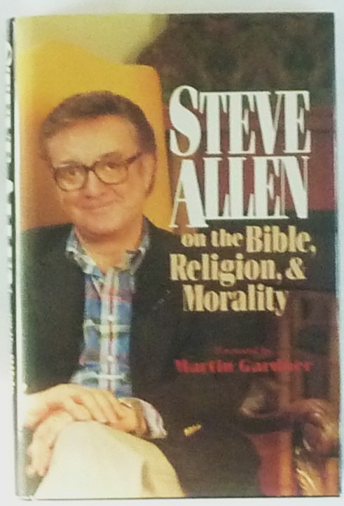 Steve Allen on the Bible, Religion, and Morality