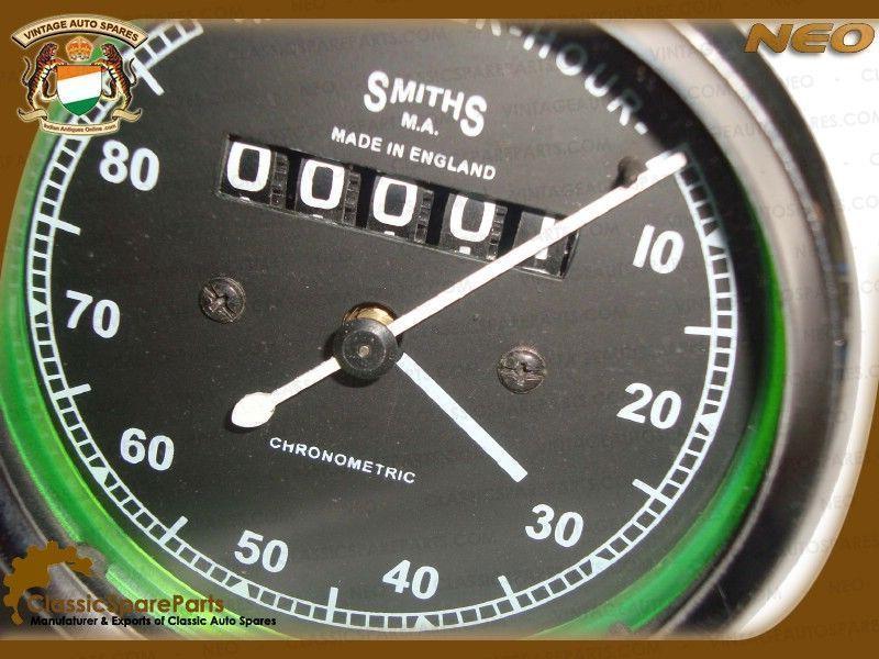 New Smiths Speedo 0-80 MPH-RE Genuine Speedo Cable Deal