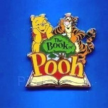 Disney The Book of Pooh with Tigger great Pin/Pins - $16.40