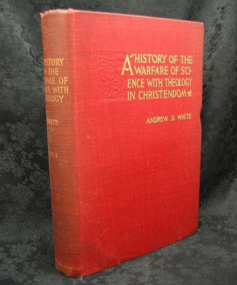 A History of the Warfare of Science with Theology Vol 1 1897