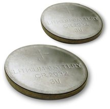 Good Times CR-2032 Lithium Button Style Battery for Watches and Small Electronic - $3.51