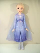 "DISNEY FROZEN II ELSA 11"" DOLL FOREST EXPEDITION DISNEY PRINCESS - $14.65"