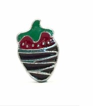 Floating Charm Chocolate Covered Strawberry food fits Origami Owl Locket... - $1.99