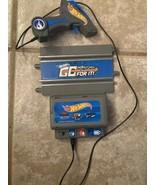 HOT WHEELS GO FOR IT Slot Car Power Supply Module Terminal & Controller ... - $30.24