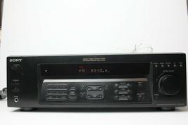 Sony 100 Watt Receiver STR DE185 2 Channel  - $25.64