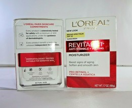 LOreal RevitaLift Anti-Wrinkle + Firming Moisturizer SPF 25 1.7 oz (2PK) (HB-L) - $21.73