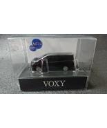 TOYOTA VOXY LED Light Keychain Black Pull Back Mini Car - $23.08