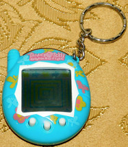 Tamagotchi Connection V3 Bandai Blue Butterflies 2004 Ultra Rare Keychai... - $45.76