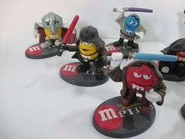 Lot 8 2005 Hasbro Mars Star Wars M&M Mpire Figures image 2