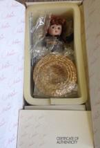 "Marie Osmond 6"" Doll Petite Amour Deanna Fishing W/Dog & Wagon 913/3000 ... - $35.00"