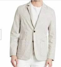Men's Striped Standard Fit Seersucker Kenwood Blazer - Goodfellow & Co  image 1