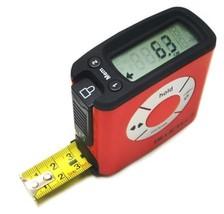 Digital Tape Measure LCD Display 5.0M 16 Feet Made In Korea Bluetec Smart units image 1