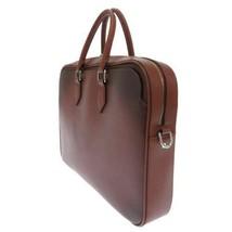 LOUIS VUITTON Dandy Briefcase MM Ombre Mens Business Bag M52688 Authentic - $3,880.90