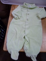 Green Sleeper with Bugs, Carters 3-6 months - $2.23