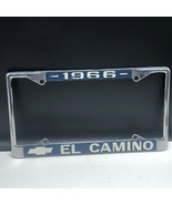 1966 EL CAMINO LICENSE PLATE FRAME chevrolet chevy cars trucks part vint... - $37.62