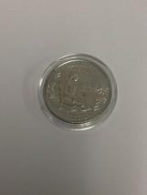 2003 P Platinum Clad Plated Alabama State Quarter UNC with FREE Capsule - $3.92