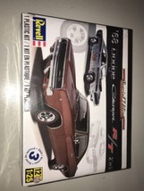 2012 Revell Special Edition '68 Dodge Charger R/T 2 n 1 1:25 Scale Model... - $26.18