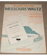Missouri Waltz Sheet Music - Simplified Piano S... - $7.99