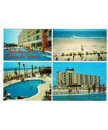 South Carolina Postcard Surfside Beach Holiday Inn - $2.84