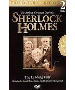 Sherlock Holmes - The Leading Lady (DVD, 2006, 2-Dis... - $7.00
