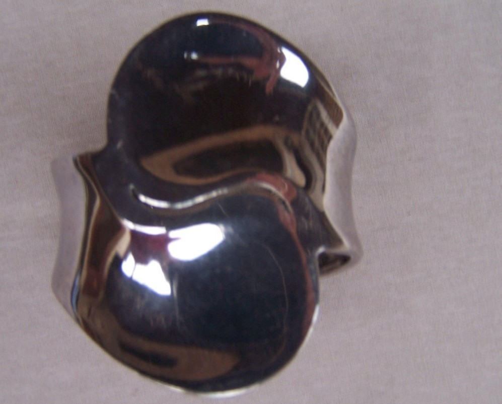 Bracelet  Cuff  Sterling Silver     New