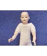 Child Doll Undressed Heidi Ott Dollhouse no wig cloth Blue - $33.00