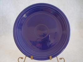 Vintage Fiestaware Cobalt Lunch Plate Fiesta  G - $12.80